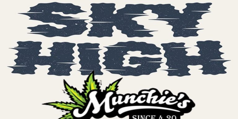 It's 4:20 at Sky High Munchies