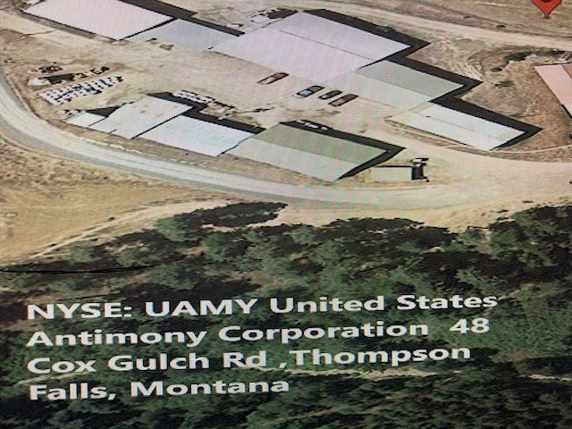 """UAMY CEO says #1 """"Make me an offer"""". United States Antimony Failure?"""