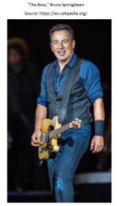 Springsteen Anti Racist Rocker