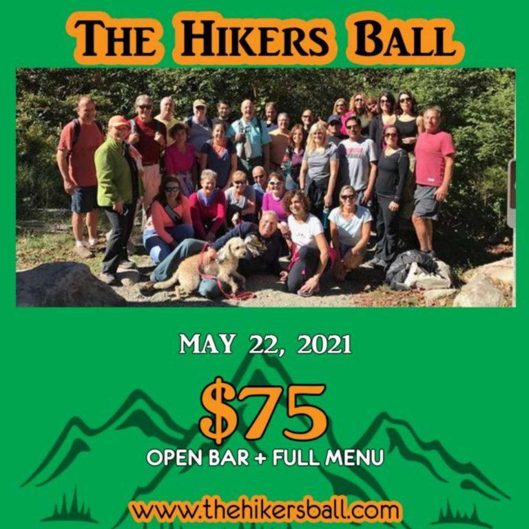 Hikers Ball Tonight! High Bridge, NJ – #1 Fun