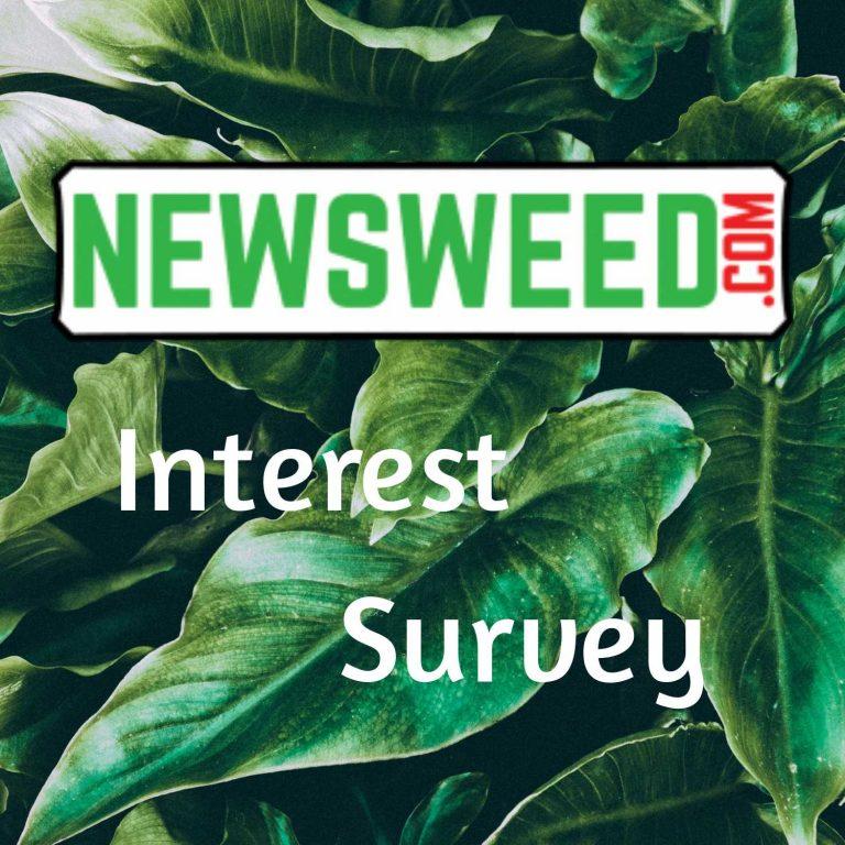Newsweed Interest Survey
