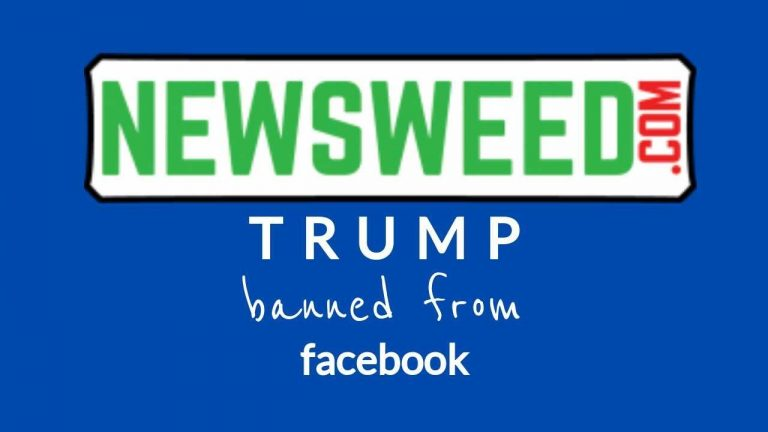 Trump Banned from Facebook – Newsweed Special